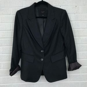 THE LIMITED Collection Sz 10 Blazer Jacket Brown